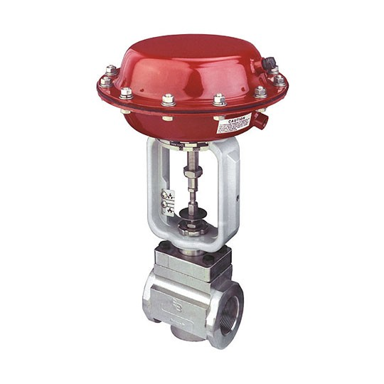 Globe style controll valve Badger ORION900
