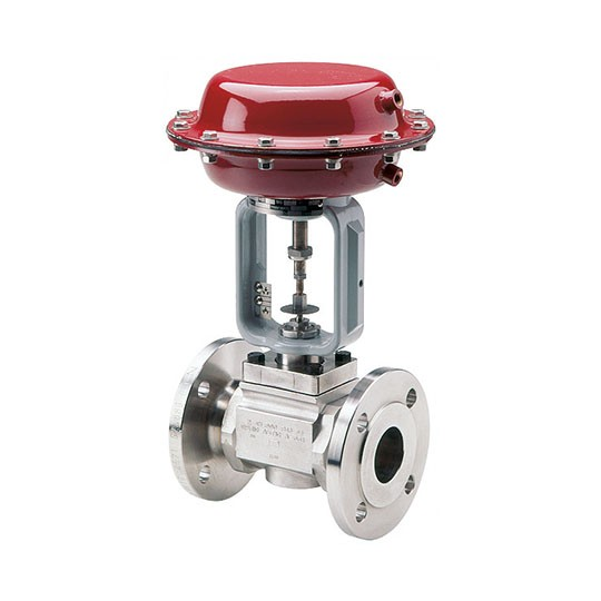 Globe style controll valve Badger ORION910