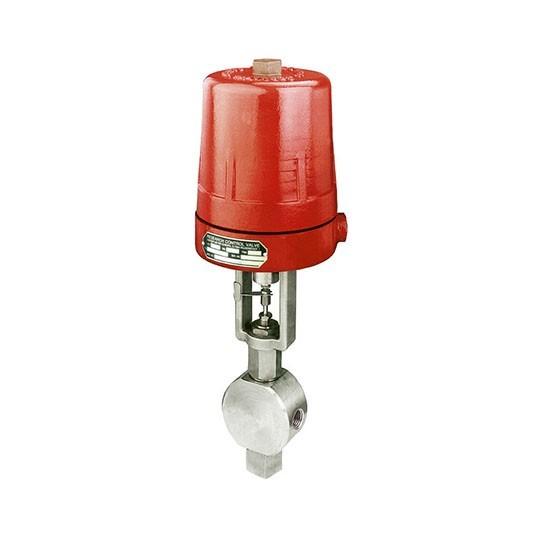 Globe style controll valve Badger RC230
