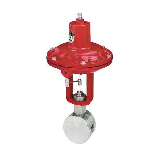 Globe style controll valve Badger RC250