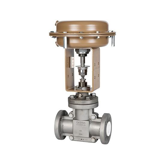 Globe style controll valve Cashco 521