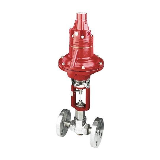 Microflow globe valve Badger 210T