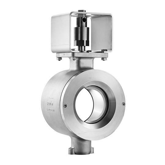 Ramen ball sector valve KS-1 product image