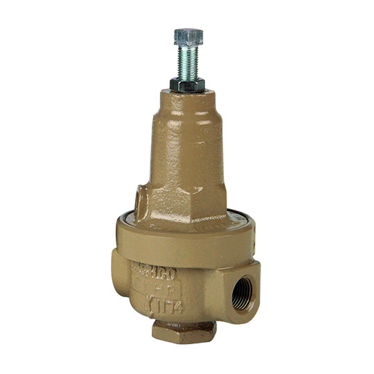 Backpressure regulator Cashco model 1171