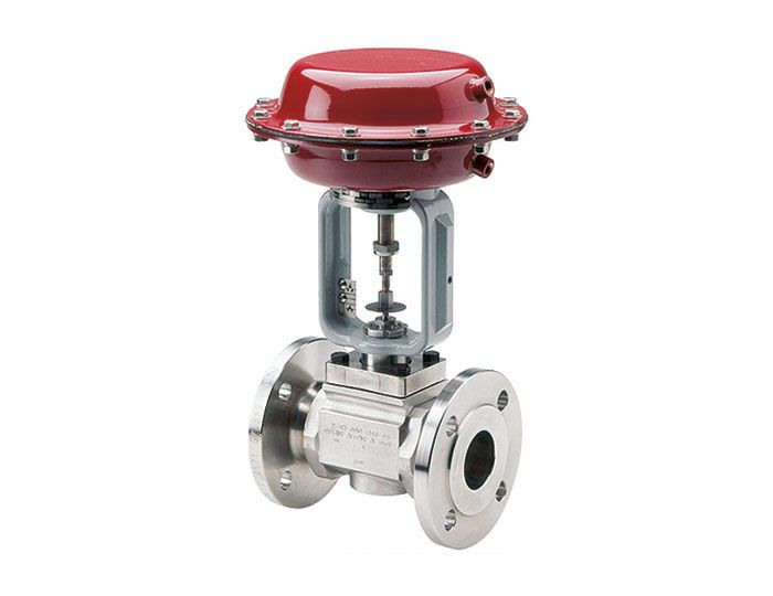 Globe style control valves category image