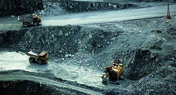 Mining markets image