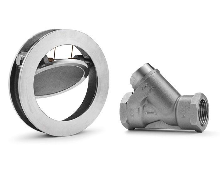 Engelsberg check valves category image
