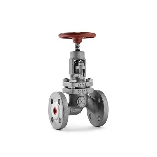 Globe valve AVR