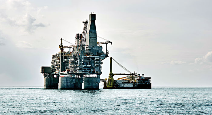 Marine and offshore platform