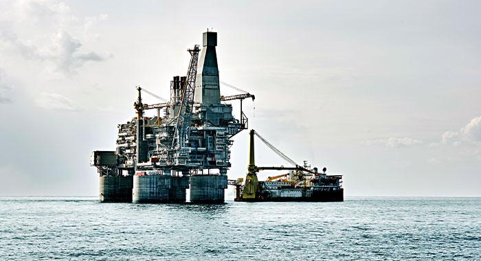 Marine and offshore platform