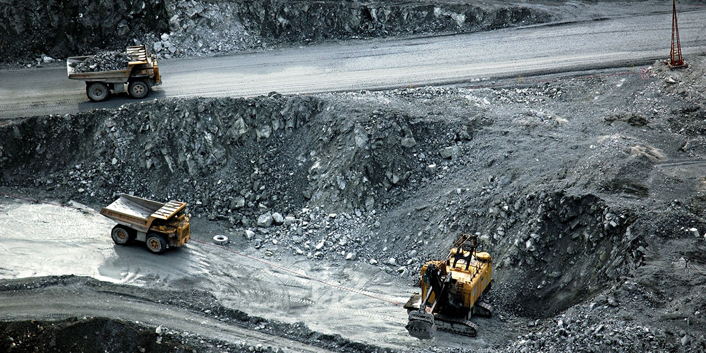 Mining and minerals industry image