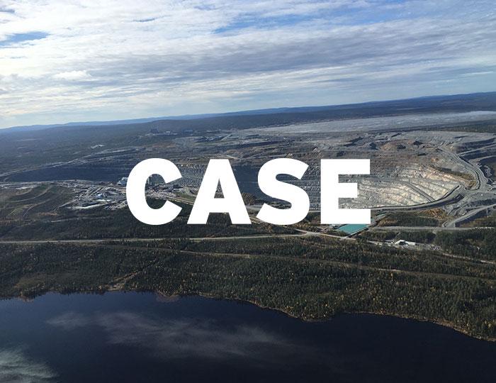 Mining case study image