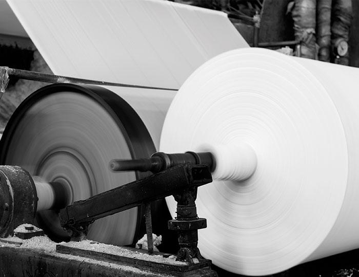 Pulp and paper machine