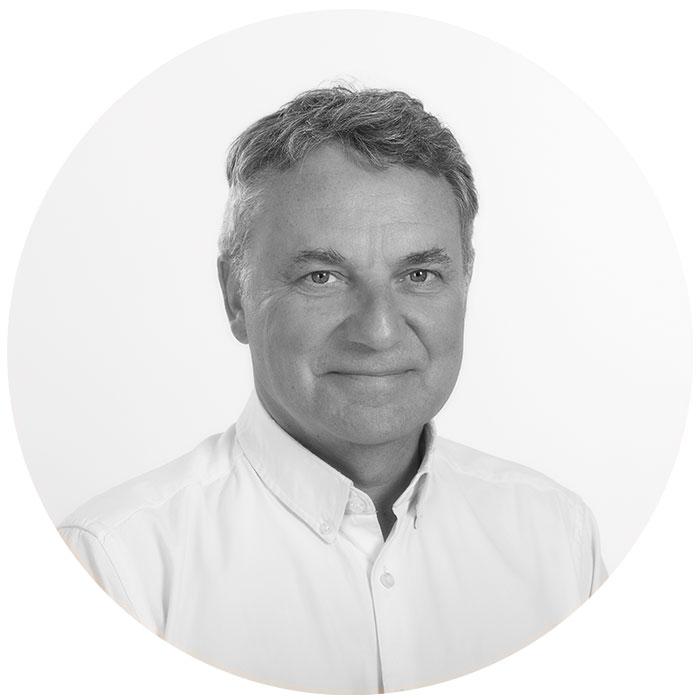 Bo Johansson, technical manager, Ramén Valves