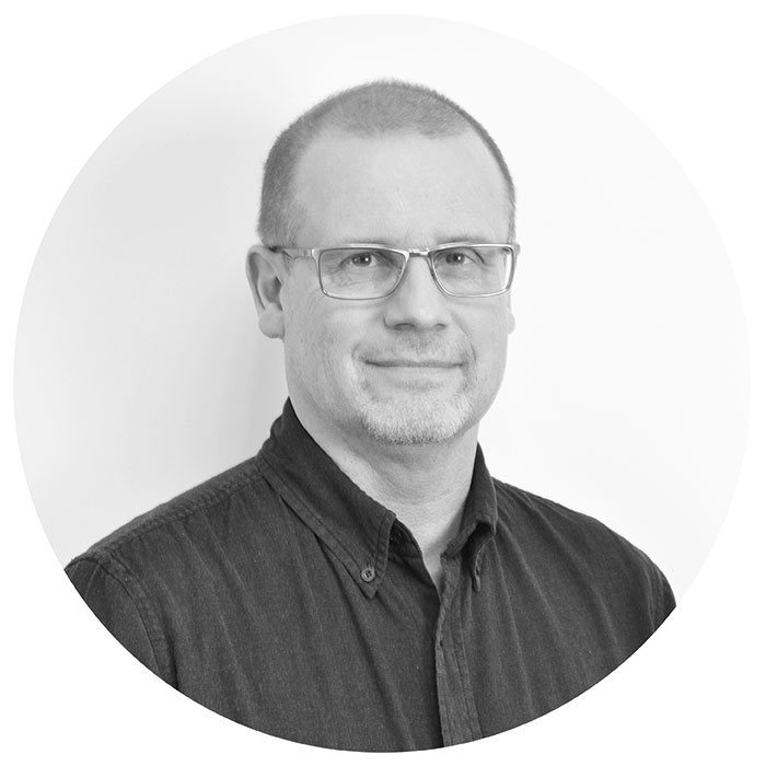 Christer Lundgren, production manager, Ramén Valves
