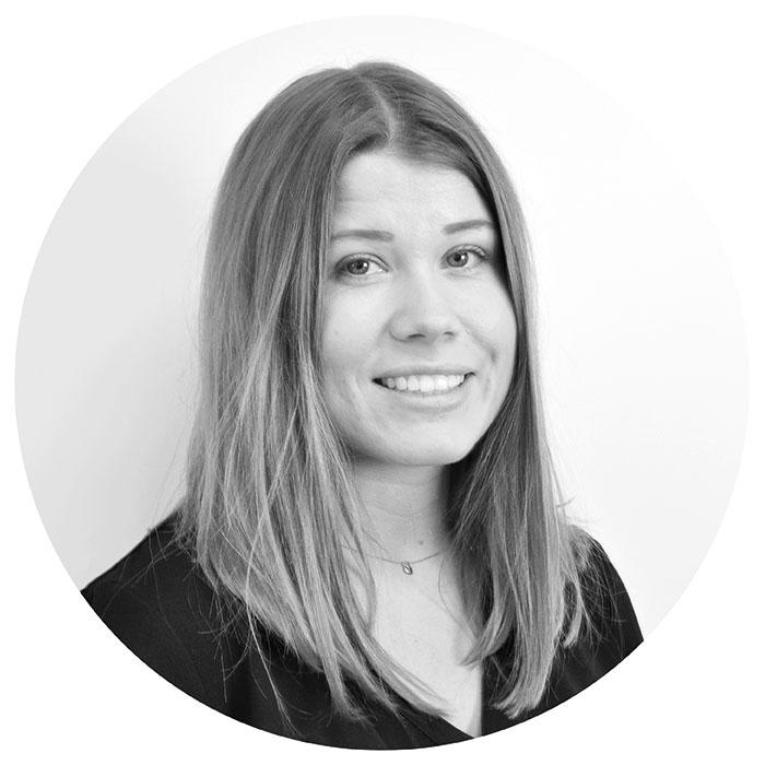 Matilda Lundgren, Marketing and quality manager, Ramén Valves
