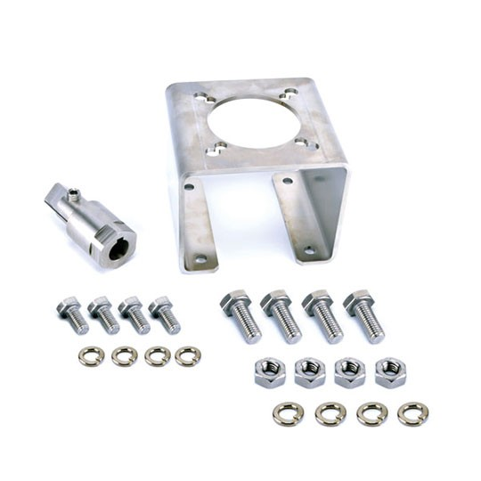 Mounting kit for Ramén Ball Sector Valve DN 150-300
