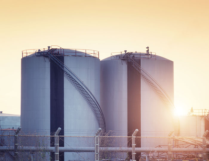 Storage tank protection industry image