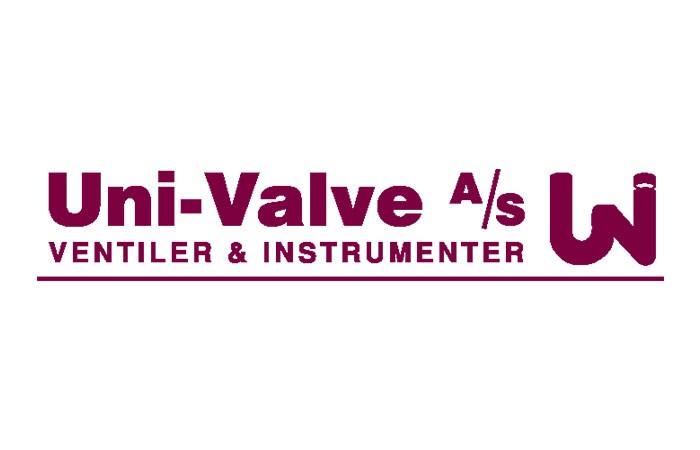 Uni-Valve Danish distributor