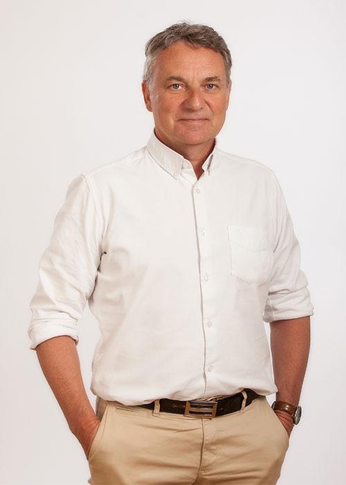 Bo Johansson Technical Manager at Ramén Valves