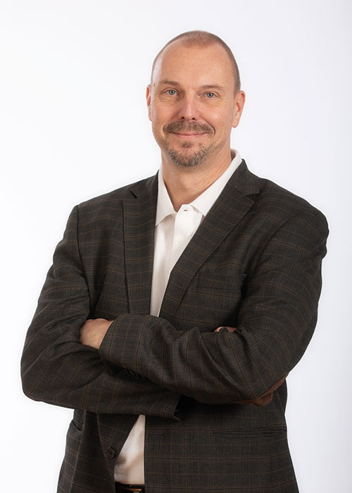 Magnus Alfredsson purchasing manager at Ramén Valves